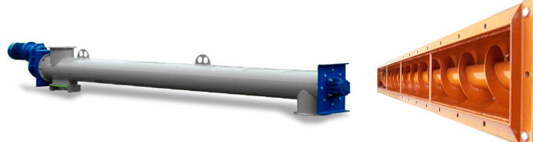 Transportador de sinfín